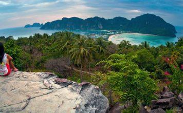 De Phuket à Phi Phi