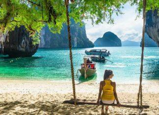 De Phuket à Krabi