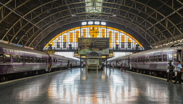 Gare ferroviaire de Bangkok (Hua Lamphong)
