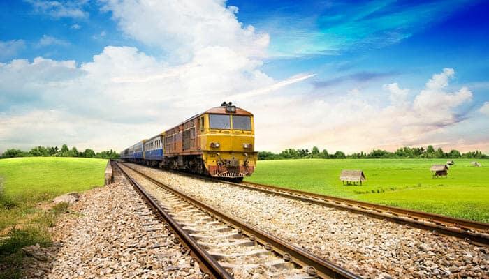 Trains de Bangkok à Koh Phangan