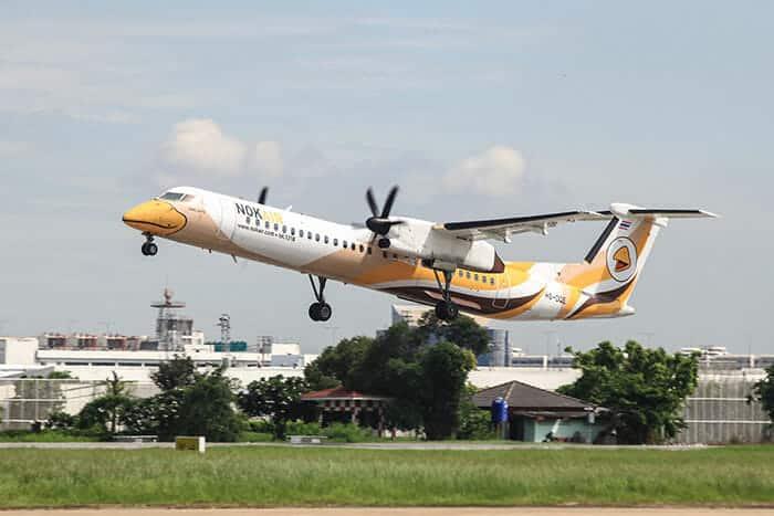 Vols de Bangkok à Chumphon