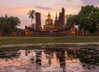 De Bangkok à Sukhothai