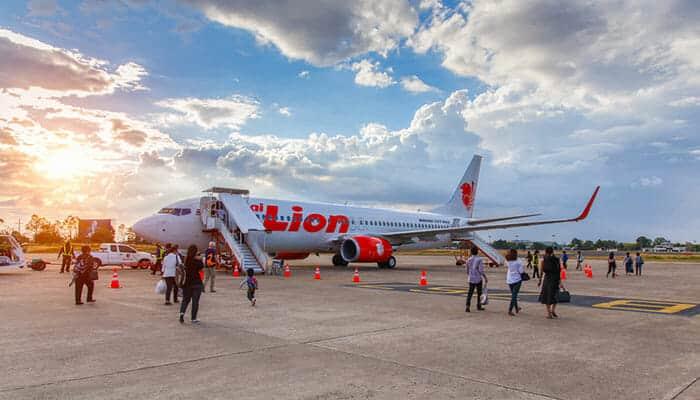Vols de Bangkok à Surat Thani