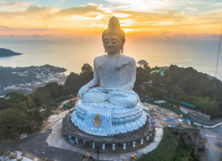 De Chiang Mai á Phuket