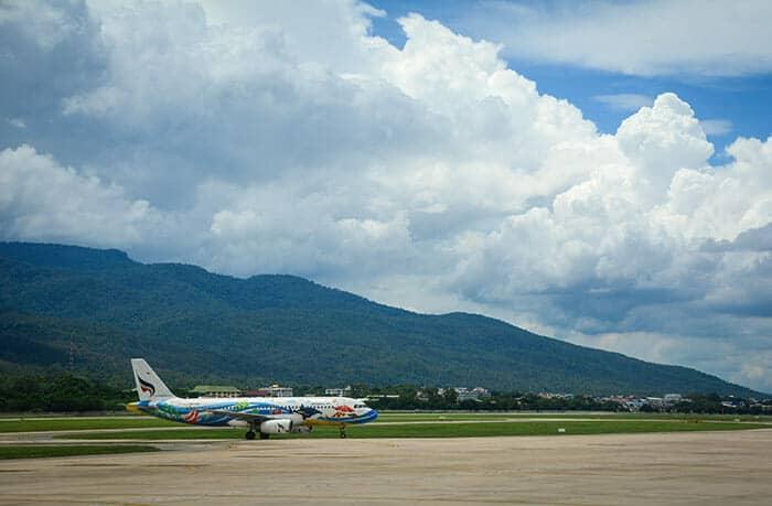 De Chiang Mai á Phuket en avion