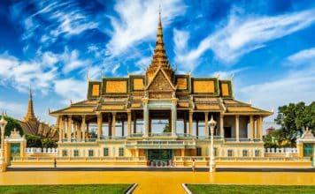 De Ho Chi Minh á Phnom Penh