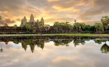 De Phnom Penh à Siem Reap
