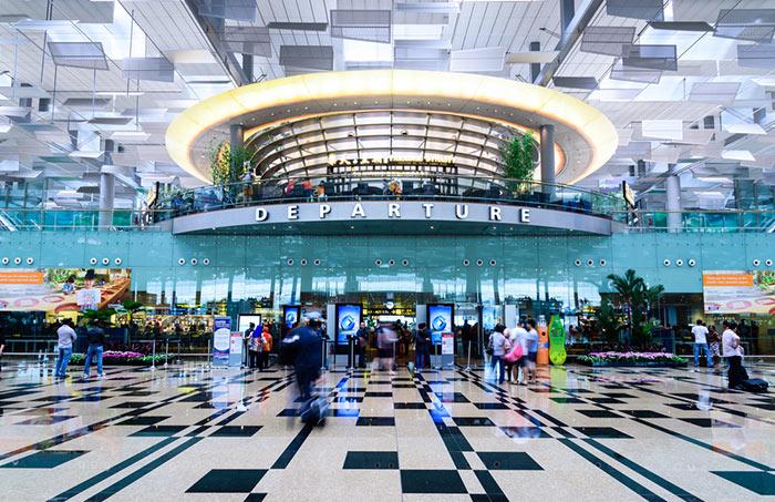 De Singapour à Kuala Lumpur en Avion