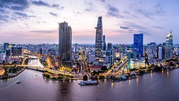 Voyage de Ho Chi Minh á Phnom Penh