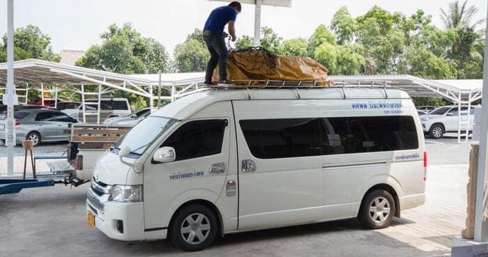 De Bangkok à Koh Kood en van