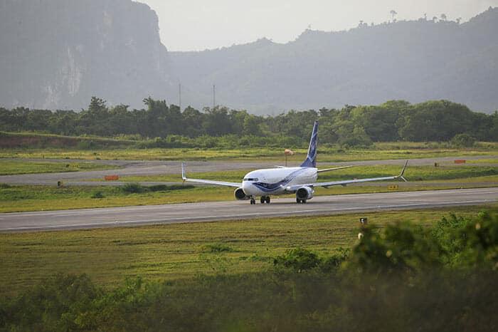 De Bangkok à Koh Lanta en Avion