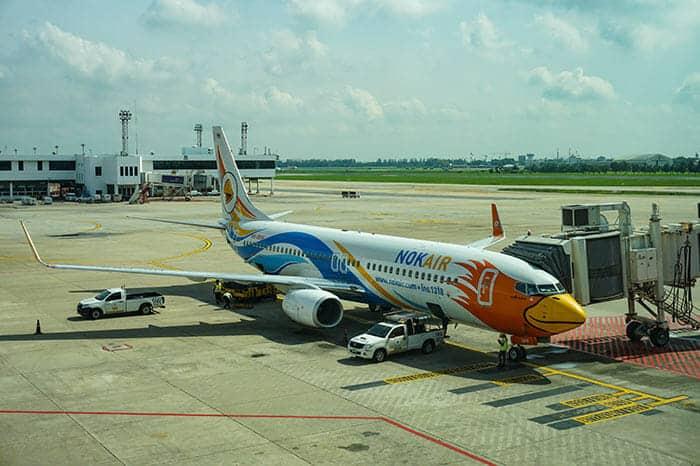 Vols de Bangkok àUdon Thani