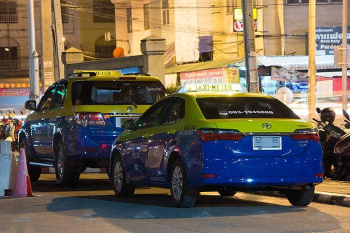 En taxi de Chiang Mai à Pai
