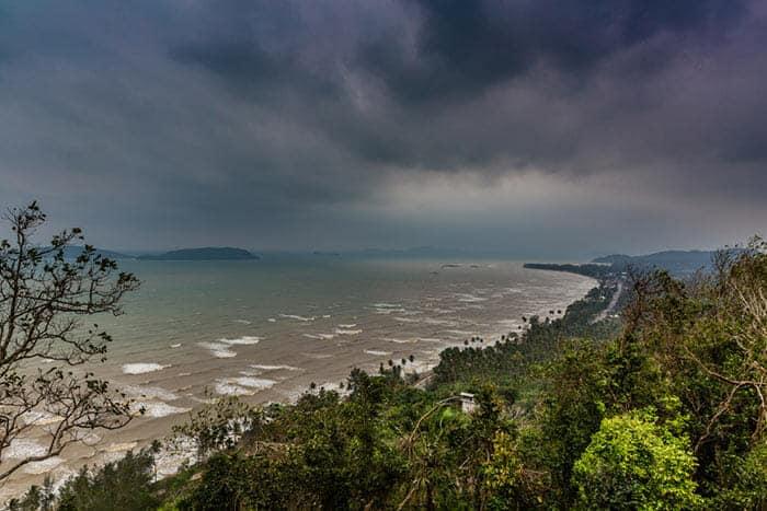 De Chumphon à Koh Tao pendant la Saison des Moissons