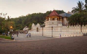 De Colombo à Kandy