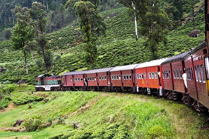Vos options de voyage de Colombo à Kandy