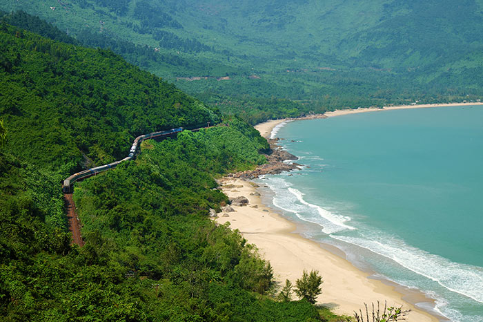 De Hanoï à Ho Chi Minh en Train