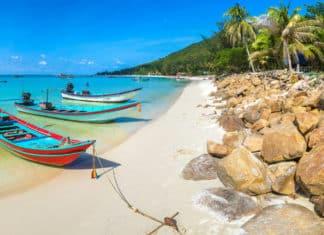 De Krabi à Koh Phangan