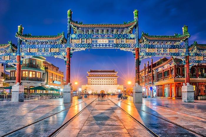 Vos options de voyage de Pékin à Shanghai