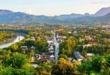 De Vientiane à Luang Prabang
