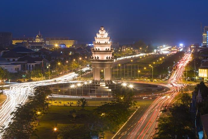 Voyage de Phnom Penh à Sihanoukville
