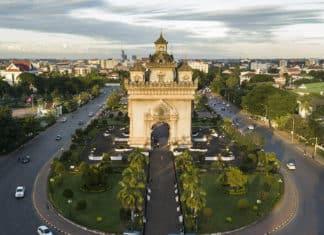 De Bangkok à Vientiane