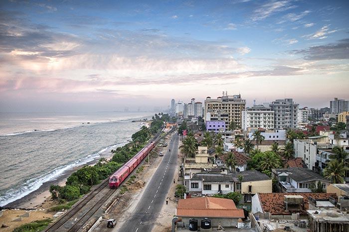 Vos options de transport de Colombo à Galle