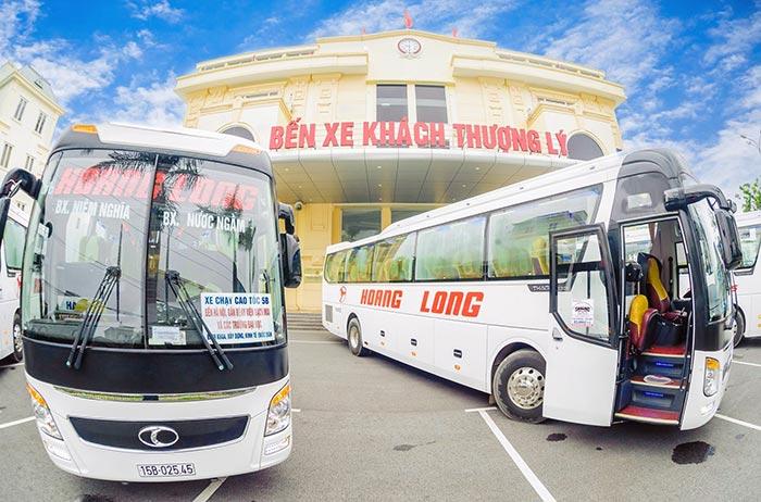 En bus de Da Nang à Hanoï