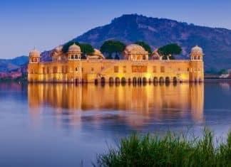 De Delhi à Jaipur
