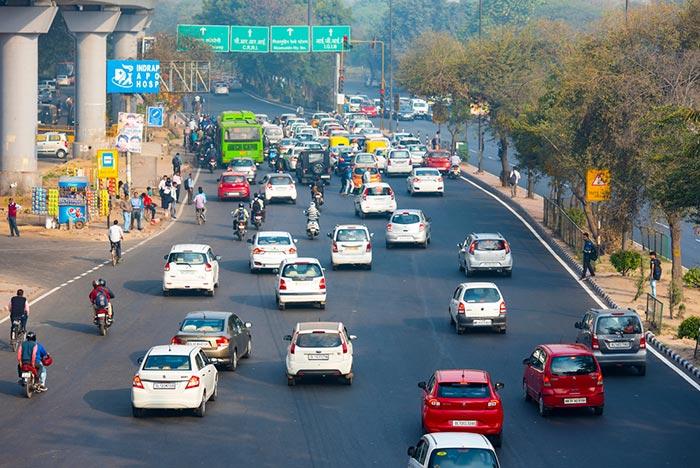 Vos options de transport de Delhi à Jaipur
