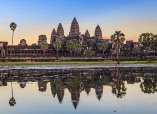 De Ho Chi Minh à Siem Reap