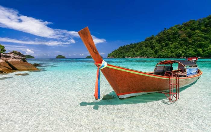 Informations importantes concernant les ferrys jusqu'à Koh Lipe