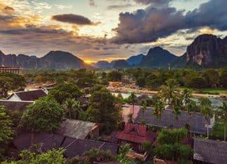 De Luang Prabang à Vang Vieng