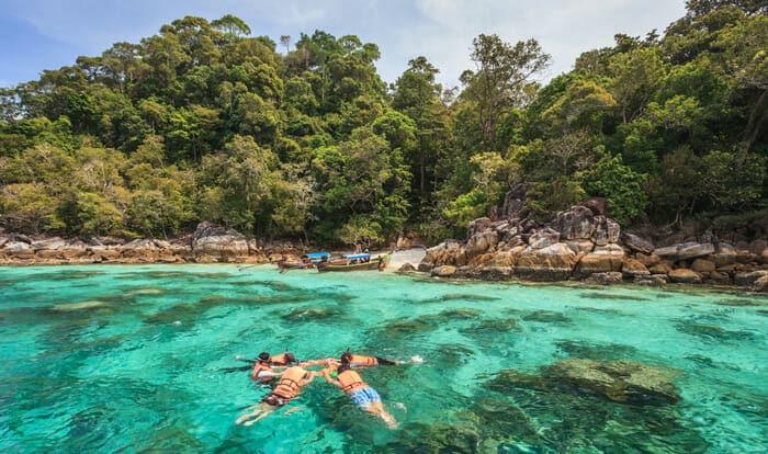 Vos options de transport de Krabi à Koh Lipe