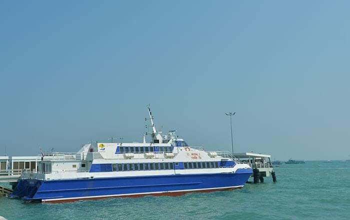 Vos options de transport de Pattaya à Hua Hin