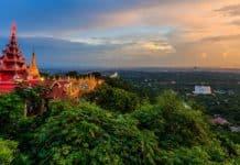 De Yangon à Mandalay