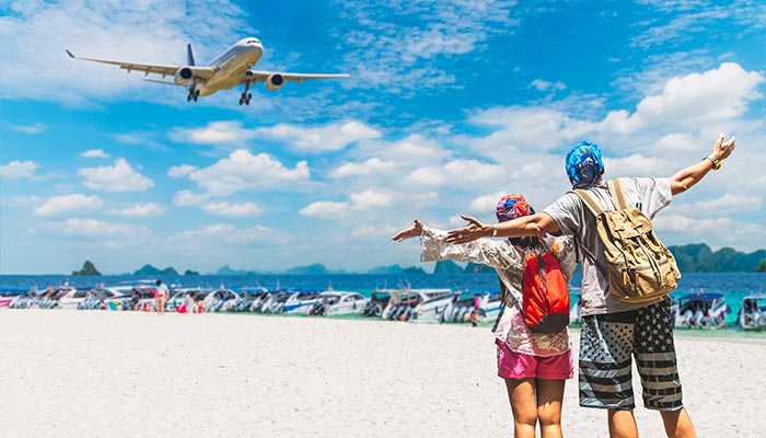 Vols de Pattaya à Phuket