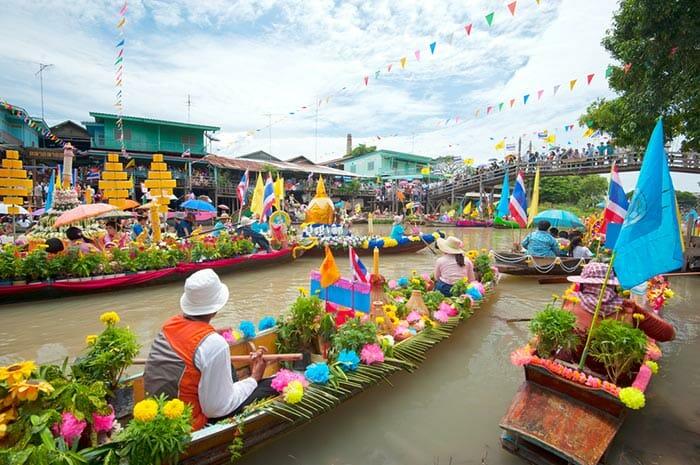 Autres escapades depuis Bangkok