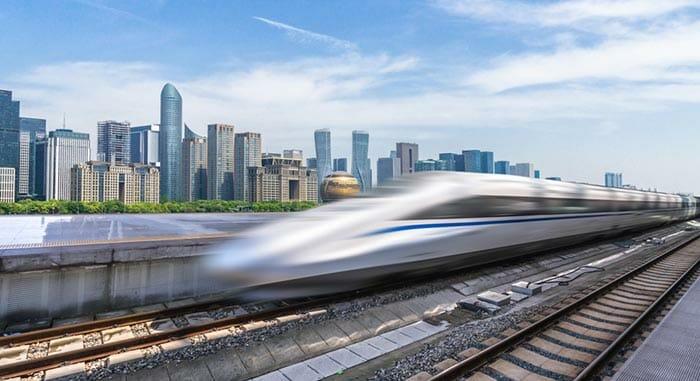 Les trains grande vitesse en Thaïlande