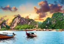 De Krabi à Phuket