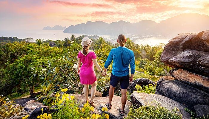Vos options de voyage de Koh Phi Phi à Koh Lanta