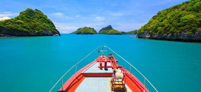 Vos options de voyage de Koh Phangan à Bangkok