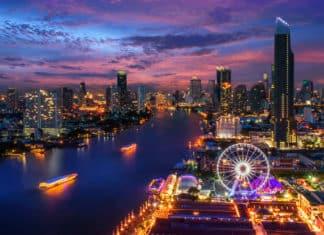De Phuket à Bangkok