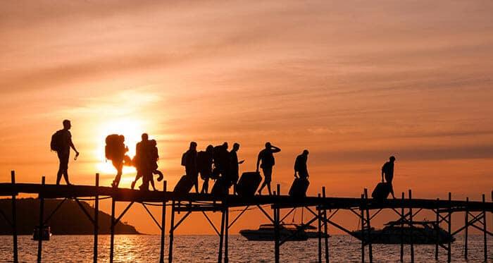 Où acheter des billets de Ferry en Thaïlande
