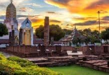 De Bangkok à Phitsanulok