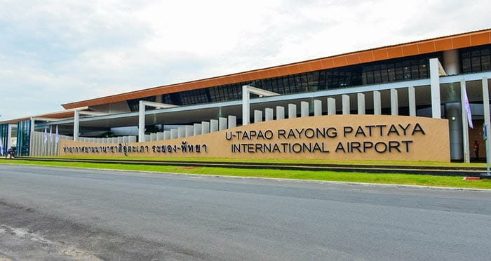 Aéroport International de U-Tapao Rayong Pattaya