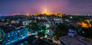 De Bangkok à Yangon