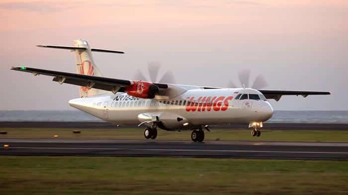 En avion de Bali à Lombok