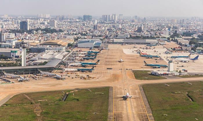 De Ho Chi Minh à Da Nang en avion