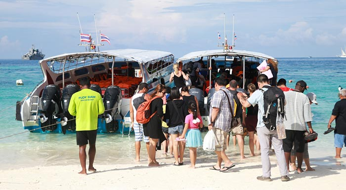 Vos options de voyage de Hat Yai à Koh Lipe